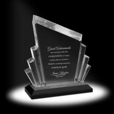 New Awards - Peak of Inspiration Acrylic Award