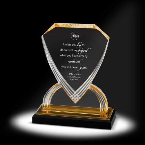 Shield Acrylic Award