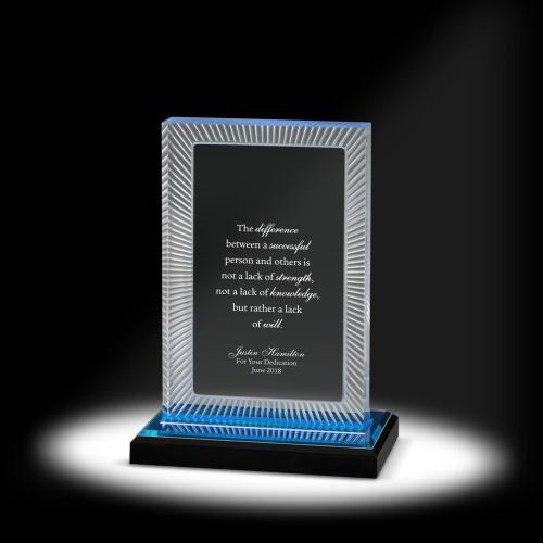 Radiant Acrylic Award