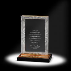 New Awards - Radiant Acrylic Award