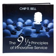 Inspirational Gift Books - The 9 1/2 Principles of Innovative Service Gift Book