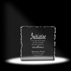 New Awards - Icy Acrylic Award