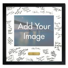 Shop by Recipient - Custom Image Signature Frame