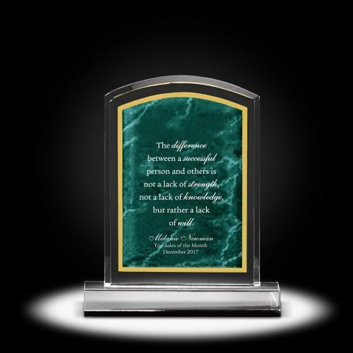 Confucius Acrylic Award