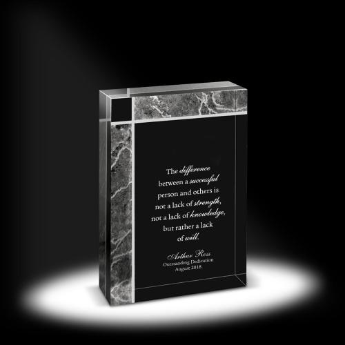 Hume Acrylic Award
