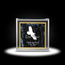 New Awards - Plato Acrylic Award