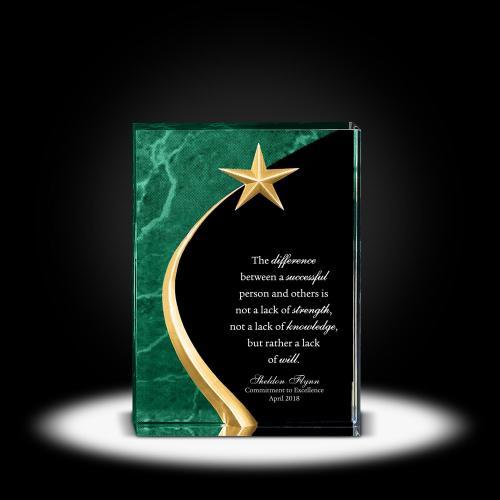Rigel Acrylic Award
