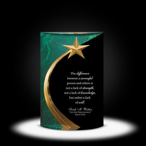 Deneb Acrylic Award