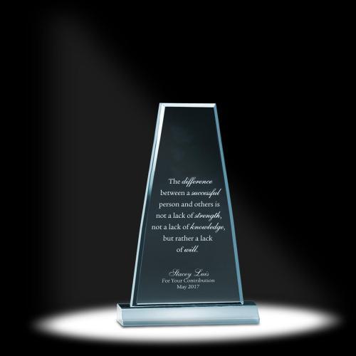 Novalis Acrylic Award