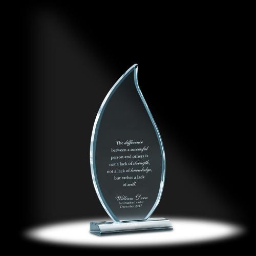 Inferno Acrylic Award