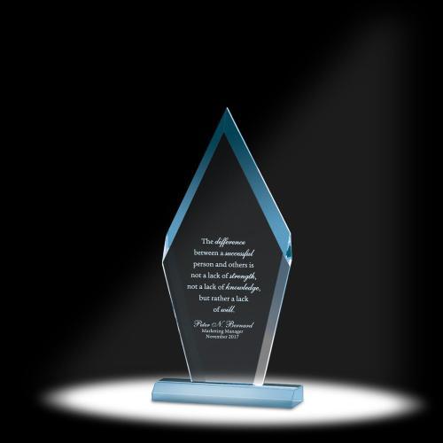 Epicurus Acrylic Award
