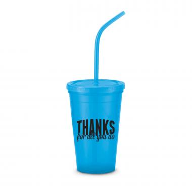 Thanks for All You Do 24oz Value Tumbler