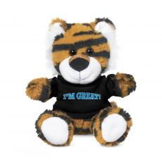 Plush Tiger Positive Pal