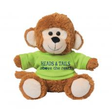 Closeout and Sale Center - Plush Monkey Positive Pal