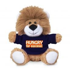 Fun Motivation - Plush Lion Positive Pal