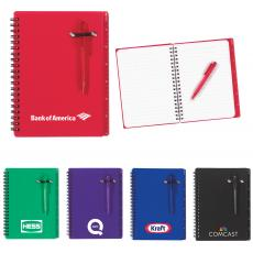 Promotional Products - Spiral Notebook with Pen