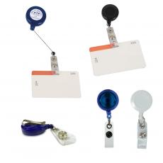 Promotional Products - Retractable  Badge Holder