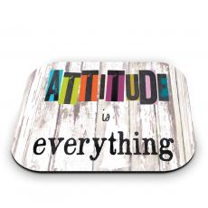 Fun Motivation - Attitude Is Everything Mouse Pad
