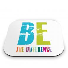 Desktop Motivation - Be The Difference Mouse Pad