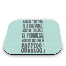 Shop by Type - Working Together Mouse Pad