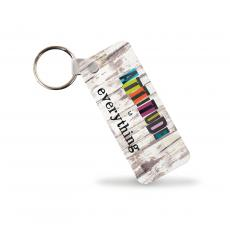 Closeout and Sale Center - Attitude Is Everything Keychain