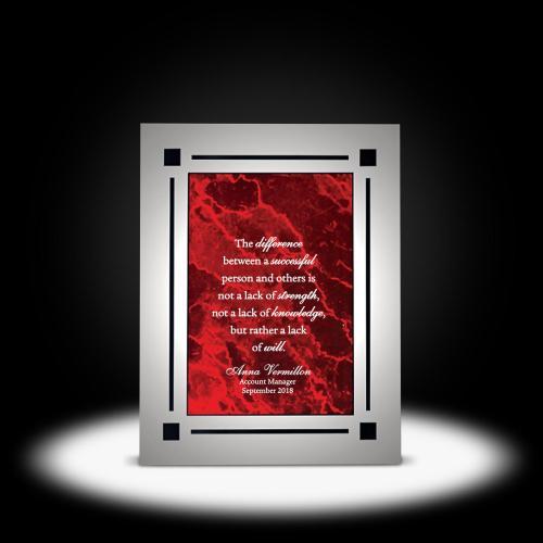 Rodin Acrylic Award