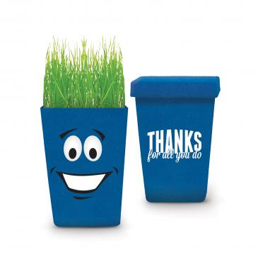 Thanks for All You Do Happy Planter