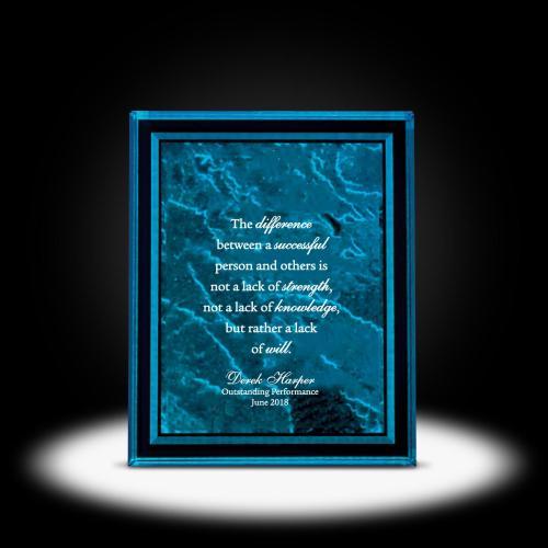 Rockwell Acrylic Award