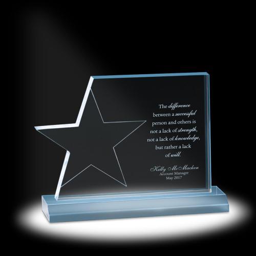 Altair Acrylic Award