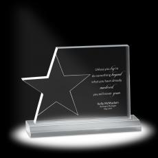 Star Awards - Altair Acrylic Award