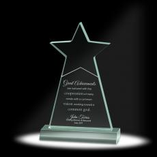 Star Awards - Alcor Acrylic Award