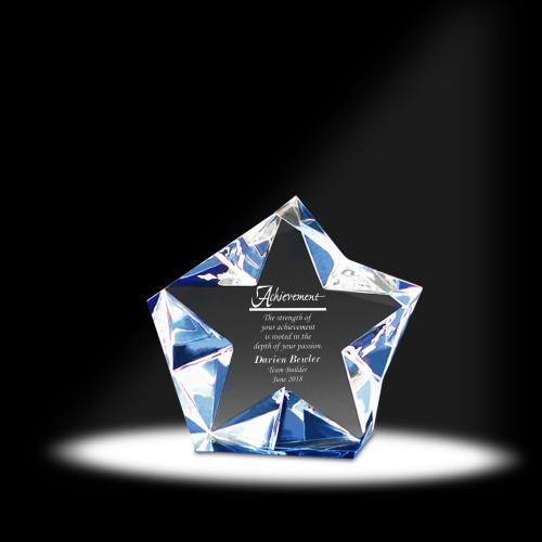 Andromeda Acrylic Award