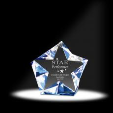 Star Awards - Andromeda Acrylic Award