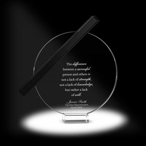 Dynamic Crystal Award