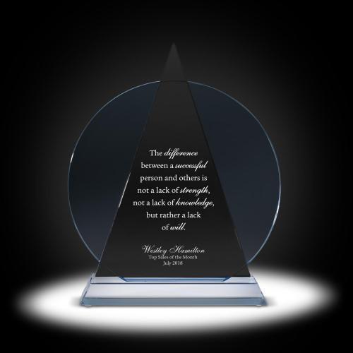 Tribus Crystal Award