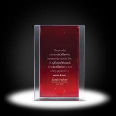 Color Accents - Milan Crystal Award