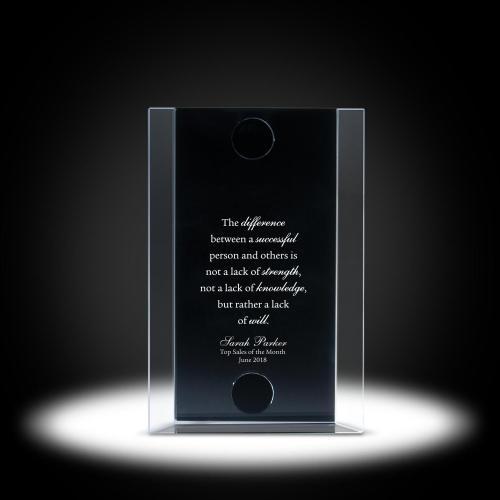 Milan Crystal Award