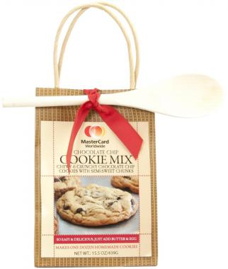 Just like your mother used to bake! Chocolate Chip Cookie Mix