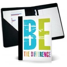 Padfolios - Be The Difference Jr. Padfolio