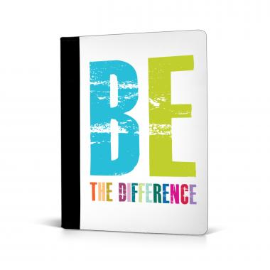Be The Difference Jr. Padfolio