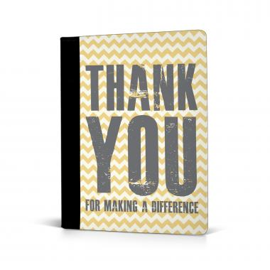 Thank You For Making A Difference Jr. Padfolio