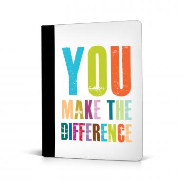 You Make The Difference Jr. Padfolio
