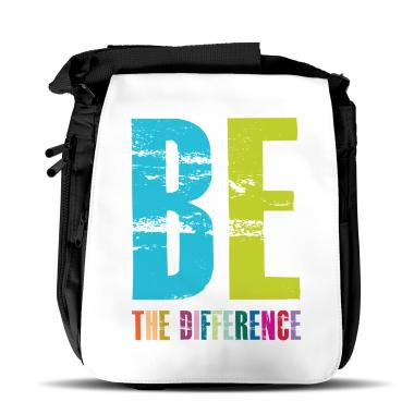 Be The Difference Shoulder Bag