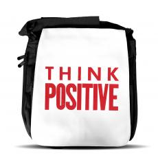Think Positive Shoulder Bag