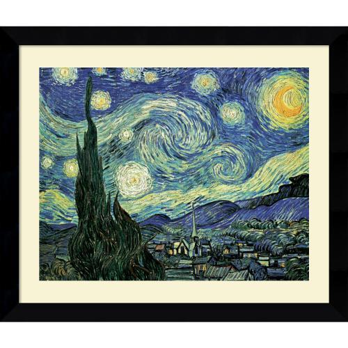Vincent van Gogh The Starry Night Office Art