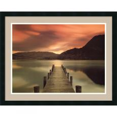 Beach & Ocean - Mel Allen Ullswater, Glenridding, Cumbria Office Art