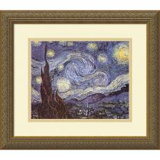 All Motivational Posters - Vincent van Gogh The Starry Night Office Art