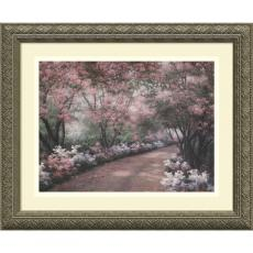 Diane Romanello - Diane Romanello Azalea Walk Office Art