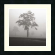 Jamie Cook Fog Tree Study I Office Art