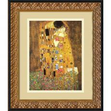 Gustav Klimt The Kiss (Le Baiser / Il Baccio), 1907 Office Art